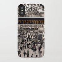 liverpool iPhone & iPod Cases featuring Liverpool St. by theGalary
