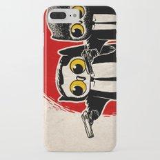 Owls Pulp Fiction iPhone 7 Plus Slim Case