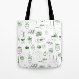 Cover, CONTAIN, Compost - 2 of 3 Tote Bag
