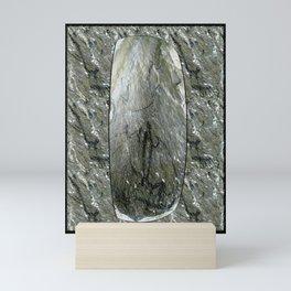 Maori Rock Art, Kakahu Mini Art Print