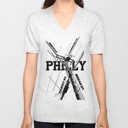 Philly Utility Unisex V-Neck