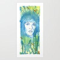 stevie nicks Art Prints featuring Stevie Nicks by Jonathan Lewis