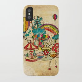 Funfair! iPhone Case