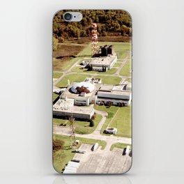 Abandoned Reactor Facility iPhone Skin