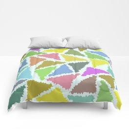 Geometric Pattern II Comforters