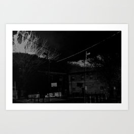 These Streets Are Dying Art Print