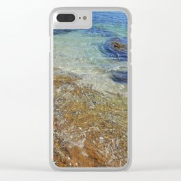 Water's Edge at Vincentia NSW Clear iPhone Case