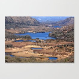 Ladies View Killarney National Park Canvas Print