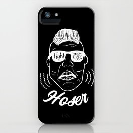Hoser Original iPhone Case