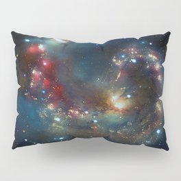 Galactic Spectacle Pillow Sham