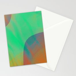 Multicolored abstract 2016 / 001 Stationery Cards