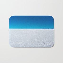Salt Flats, Salar de Uyuni, Bolivia Bath Mat