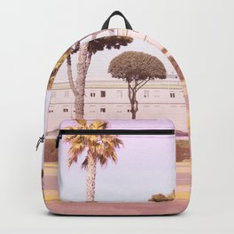 Urban Summer and Palms Backpack