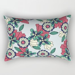 Be My Starflower Rectangular Pillow