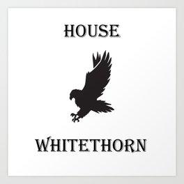 TOG House Whitethorn Art Print