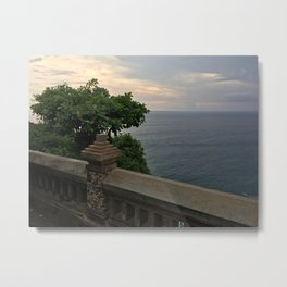 Bali sunset - Beaches Metal Print