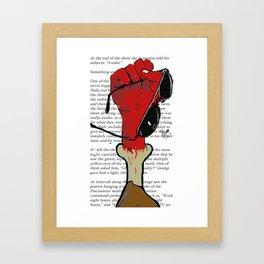 Awarness Framed Art Print
