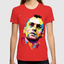 Robert De Niro in WPAP T-shirt
