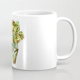 Crystal Golden Gem Coffee Mug