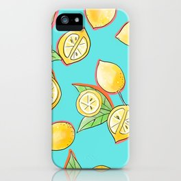 Life Gives You Lemons iPhone Case