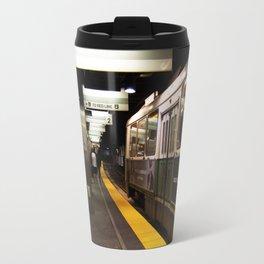 Red Line Travel Mug
