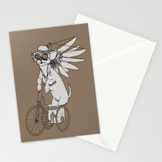 Steam Punk Chihuahua Stationery Cards