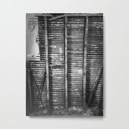 Dorchester Between the Studs Metal Print