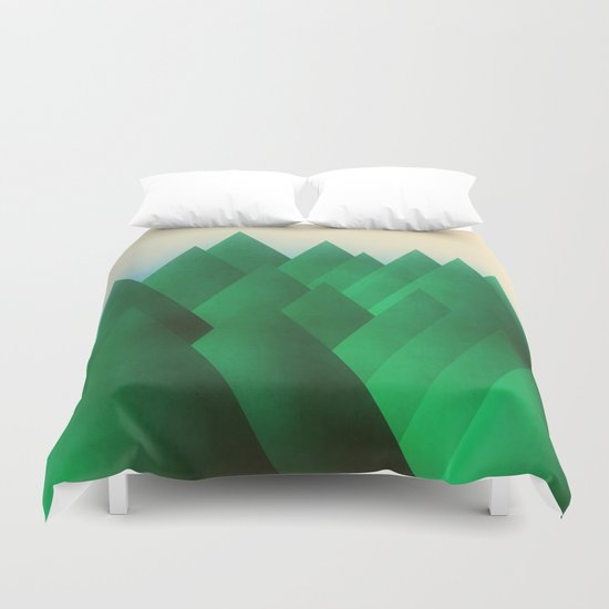 A Forest Duvet Cover