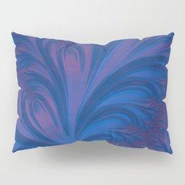 Stacking Hearts - Fractal Art Pillow Sham