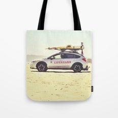 Beach Watch Tote Bag