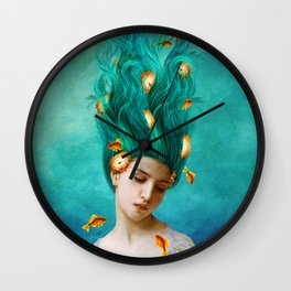 Sweet Allure Wall Clock