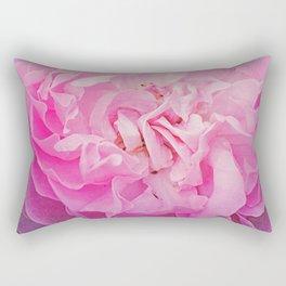 The World Smelled of Roses Rectangular Pillow