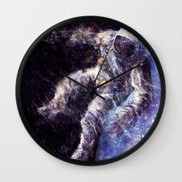 Electronaut Wall Clock
