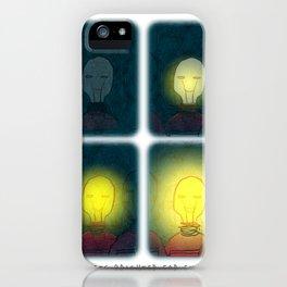 One light iPhone Case