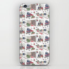 Miss Marple iPhone Skin