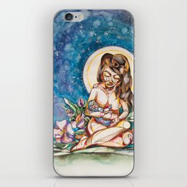 Startdust Motherhood iPhone Skin