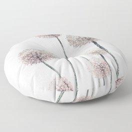 Dandelions Floor Pillow