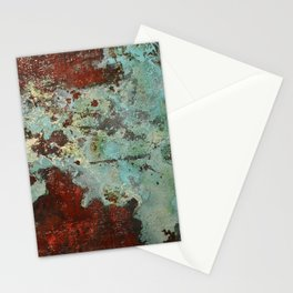 Contamination Stationery Cards