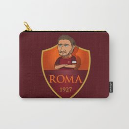 TOTTI ROMA Carry-All Pouch