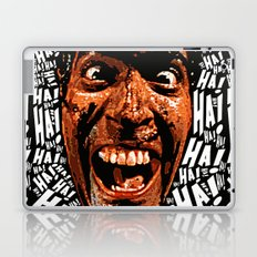 HA! HA! HA!     EVIL DEAD 2:  DEAD BY DAWN Laptop & iPad Skin