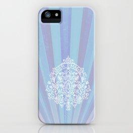 INNER MAGIC iPhone Case