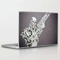terminator Laptop & iPad Skins featuring Terminator by TJAguilar Photos