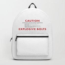 Open the Pod Bay Doors Backpack