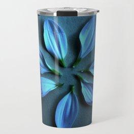7 pétalos de Crisantemo Travel Mug