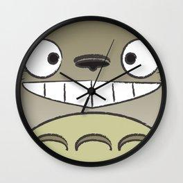 My Neighbor Totoro3 Wall Clock