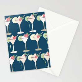 Cocktail Color Experiment Stationery Cards