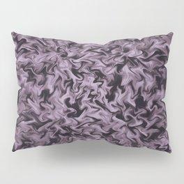 Black Fire Pillow Sham