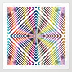 Mix #4 Art Print