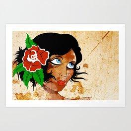 Josefina Art Print