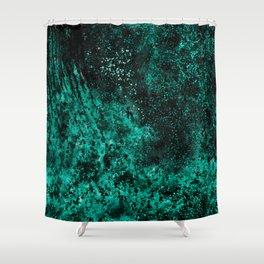 Dwindling Tide Shower Curtain
